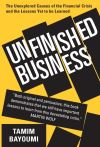 """Unfinished Business"" by Tamim Bayoumi (author)"
