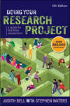 Doing your research project a guide for first-time researchers