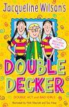 Jacqueline Wilson's double decker