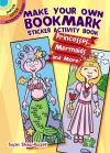 Make Your Own Bookmark Sticker Activity Book
