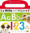 Write and Wipe ABC 123