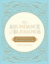An Abundance of Blessings