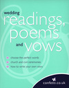 Wedding Readings, Poems and Vows