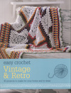 Easy crochet  Vintage & retro