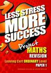 Project MATHS revision leaving cert. Ordinary level paper 1