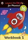Workbook 1: Ladybird I'm Ready for Phonics