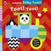 Baby Touch: Toot! Toot! A Fold-out Frieze book.