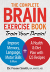 The complete brain exercise book