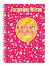 Jacqueline Wilson Birthday Journal