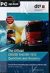 Official Driver Theory Test: Trucks & Buses CD-ROM