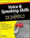 Voice & speaking skills for dummies