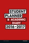 Student planner & academic diary 2016-2017