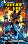 New Suicide Squad. Volume 1 Pure insanity