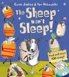 The sheep won't sleep!