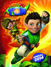Tree Fu Tom Annual 2014