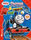 Thomas & Friends: Build Your Own Engines Sticker Book
