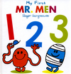 My first Mr. Men 1,2,3