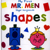 My first Mr. Men shapes