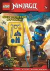 LEGO® Ninjago: Sky Pirates Attack! (Activity Book with Minifigure)