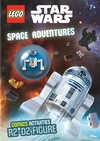 Lego® Star Wars: Space Adventures (Activity Book with R2-D2 Minifigure)