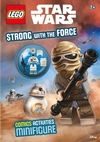 LEGO® Star Wars: Strong with the Force (Activity Book with Minifigure)