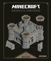 Minecraft medieval fortress.