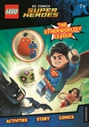 LEGO® DC Comics Super Heroes: The Otherworldy League! (Activity Book with Superman minifigure)