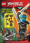 LEGO® Ninjago: Hands of Time (Activity Book with Minifigure)