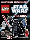 Lego( Star Wars Villains Ultimate Sticker Book