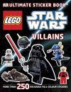 LEGO¬ Star Wars Villains Ultimate Sticker Book