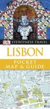 Lisbon pocket map & guide