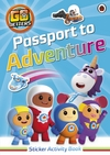 Go Jetters: Passport to Adventure! Sticker Activity Book