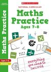 National curriculum maths. Practice book for year 3