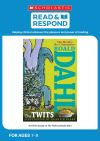 Activities based on The Twits by Roald Dahl