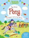My First Pony Sticker Activity Book