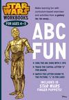 Star Wars Workbooks: ABC Fun Ages 4-5