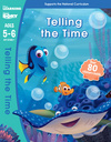Finding Dory. Ages 5-6 Telling the time