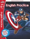 Captain America. Ages 6-7 English practice