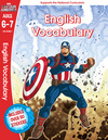 Captain America. Ages 6-7 English vocabulary