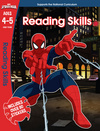 Spider-man. Ages 4-5 Reading skills