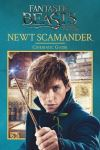 Fantastic beasts and where to find them. Newt Scamander