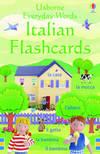 Everyday Words Flashcards: Italian