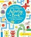 Usborne Little Children's Activity Book