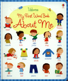Usborne my first word book about me