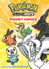 Pokemon pocket comics. 1