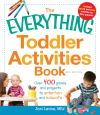The everything toddler activities book
