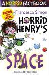 Horrid Henry's space