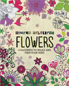 Inspired Colouring Flowers
