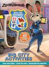Disney Zootropolis Activity Book