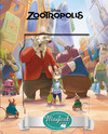 Zootropolis Magical Story Book